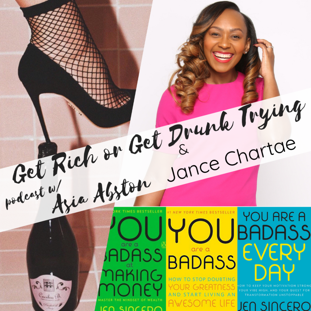 Podcast interview with Jance Chartae the Boutique Academy