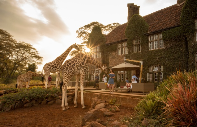 Americans can visit Kenya