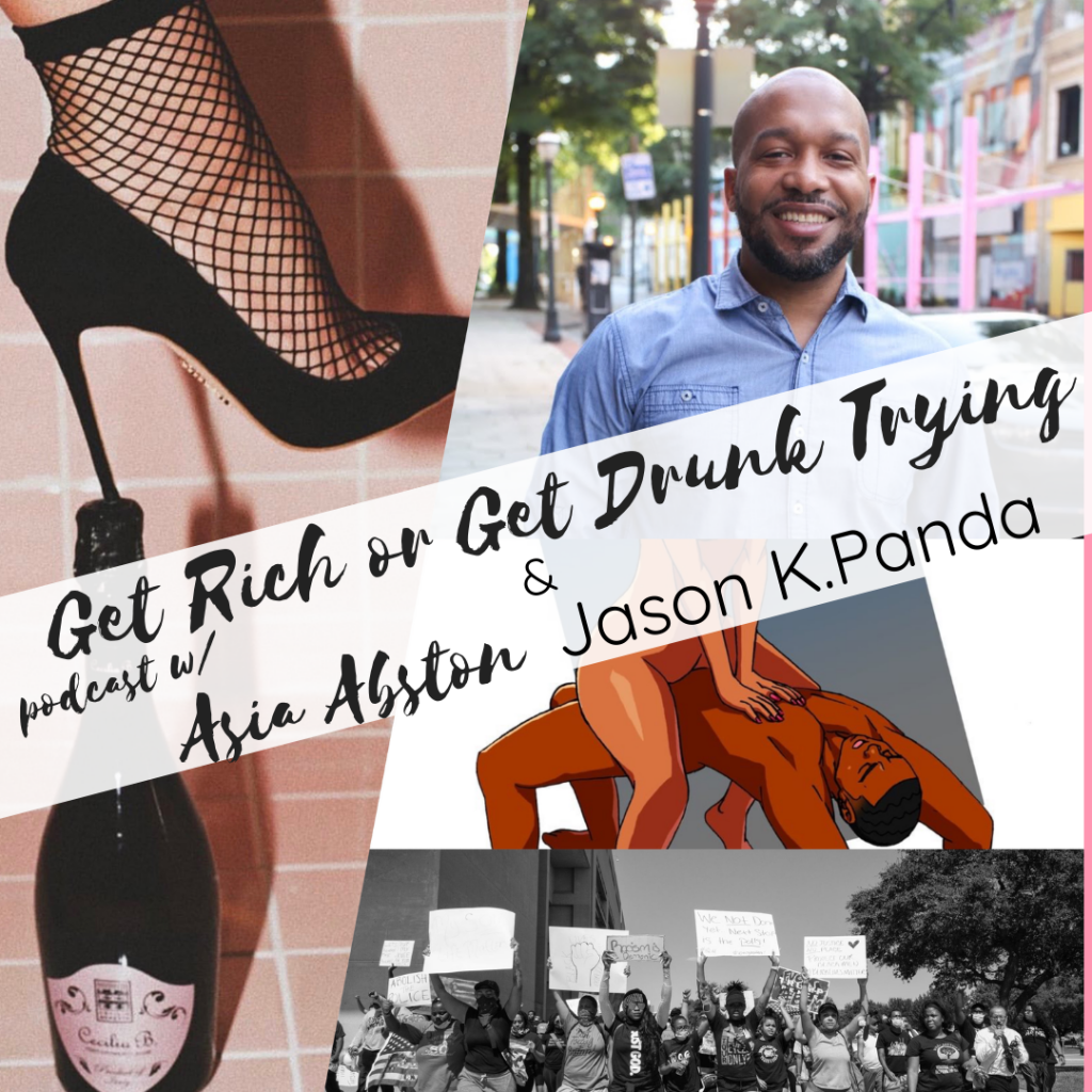 jason panda ceo of b condoms on the get rich or get drunk trying podcast