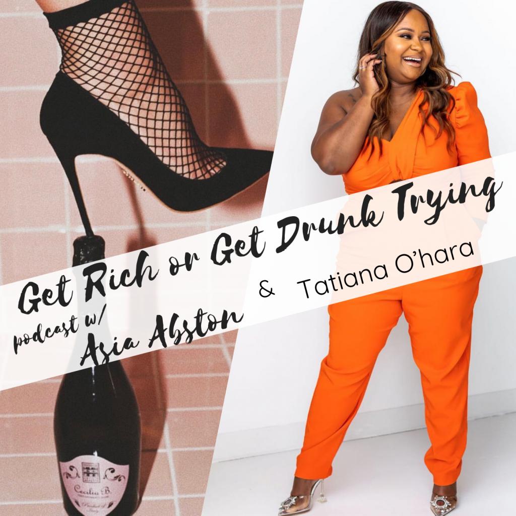 Tatiana O'hara and Grindaholics O'hara Get Rich or Get drunk Trying